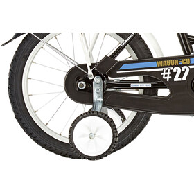 "Vermont City Police 18"" Lapset, black/white"